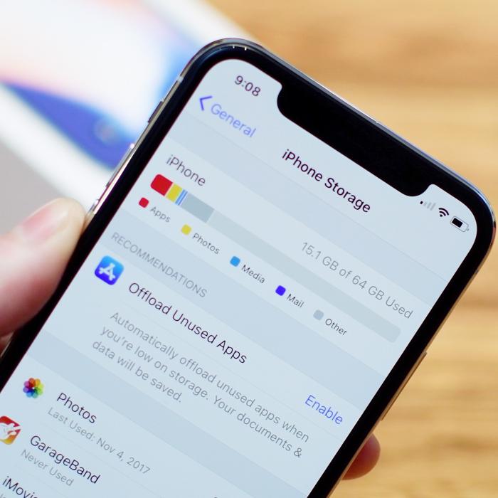 Apple iPhoneX - 256GB Silver - Hàng Mỹ LLA kích hoạt ngày 4/9