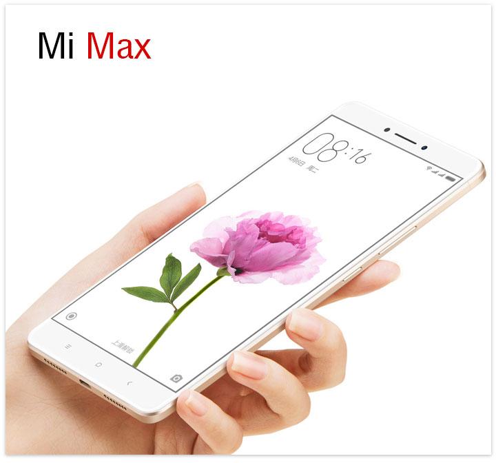 Xiaomi Mi Max 2GB/16GB chính hãng (tặng gậy tự sướng, BH12T)