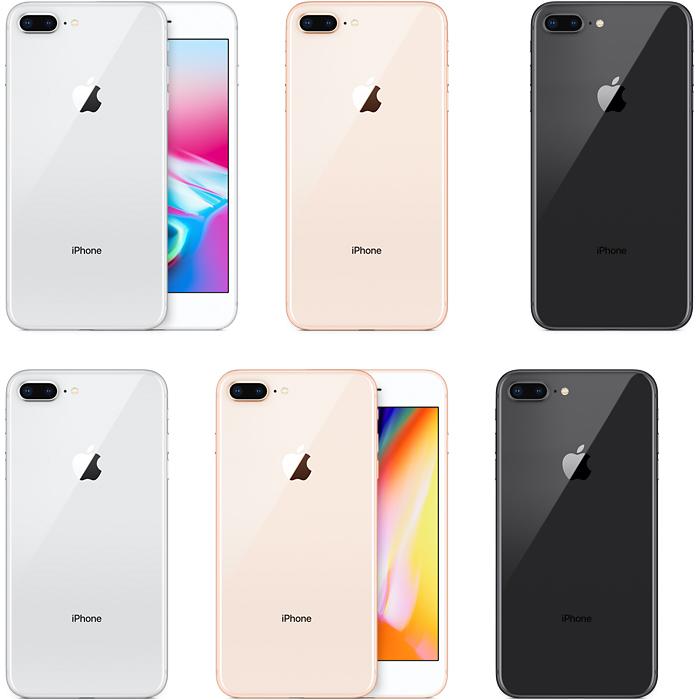 Apple iPhone 8 Plus 64GB Red - Hàng các nước khác ZP/A, CH/A, MY/A v.v...