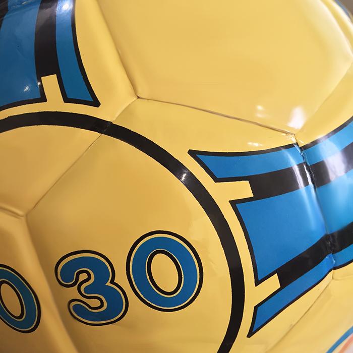 Quả bóng đá 2030 loại da xịn dành cho thanh thiếu niên