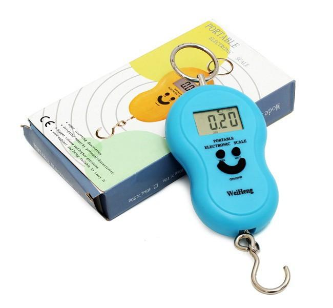 Cân treo điện tử mini cầm tay (40kg)