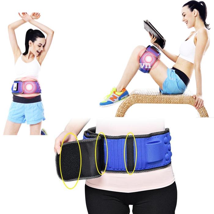 Đai massage bụng X5 Hanln HL-601 (2 tốc độ xài pin sạc)