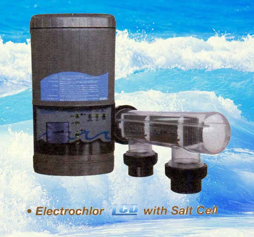 Thiết bị hồ bơi - Hồ massage/Thiết bị khử trùng nước