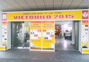 Triển lãm VietBuild 2015