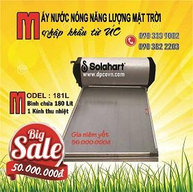 Máy nước nóng NLMT Solahart