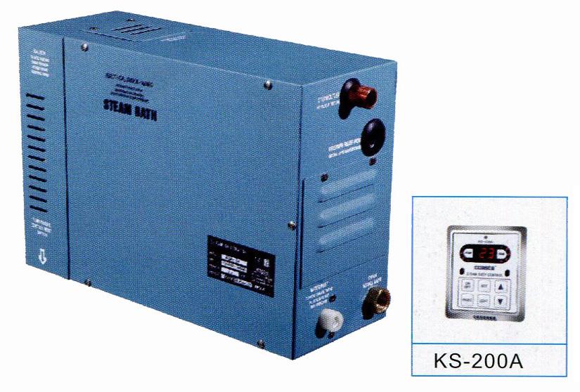Máy xông hơi nước AMAZON 10KW-24KW