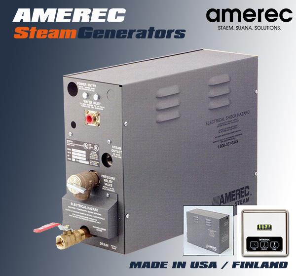 Máy xông hơi nước AMEREC 4.5KW